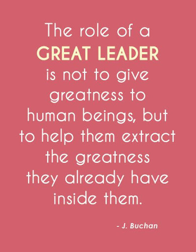 Quote On Great Leadership  Leadership Quotes Askideas