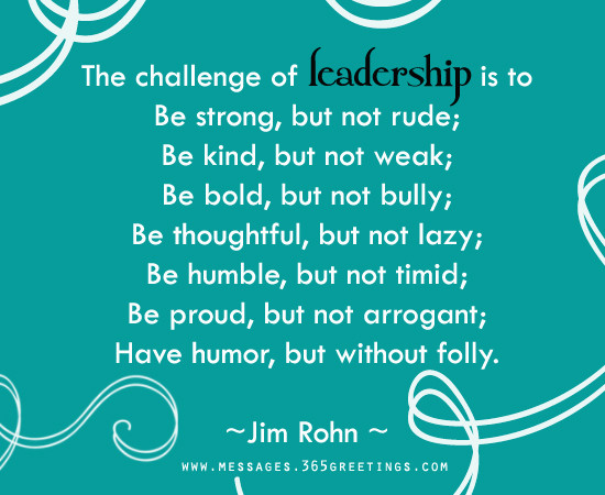 Quote On Great Leadership  Leadership Quotes From Famous People QuotesGram
