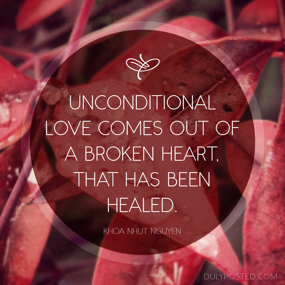 Quote Unconditional Love  Quotes About Unconditional Love QuotesGram