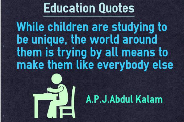 Quotes About Education Importance  Importance Educational Websites Among Students