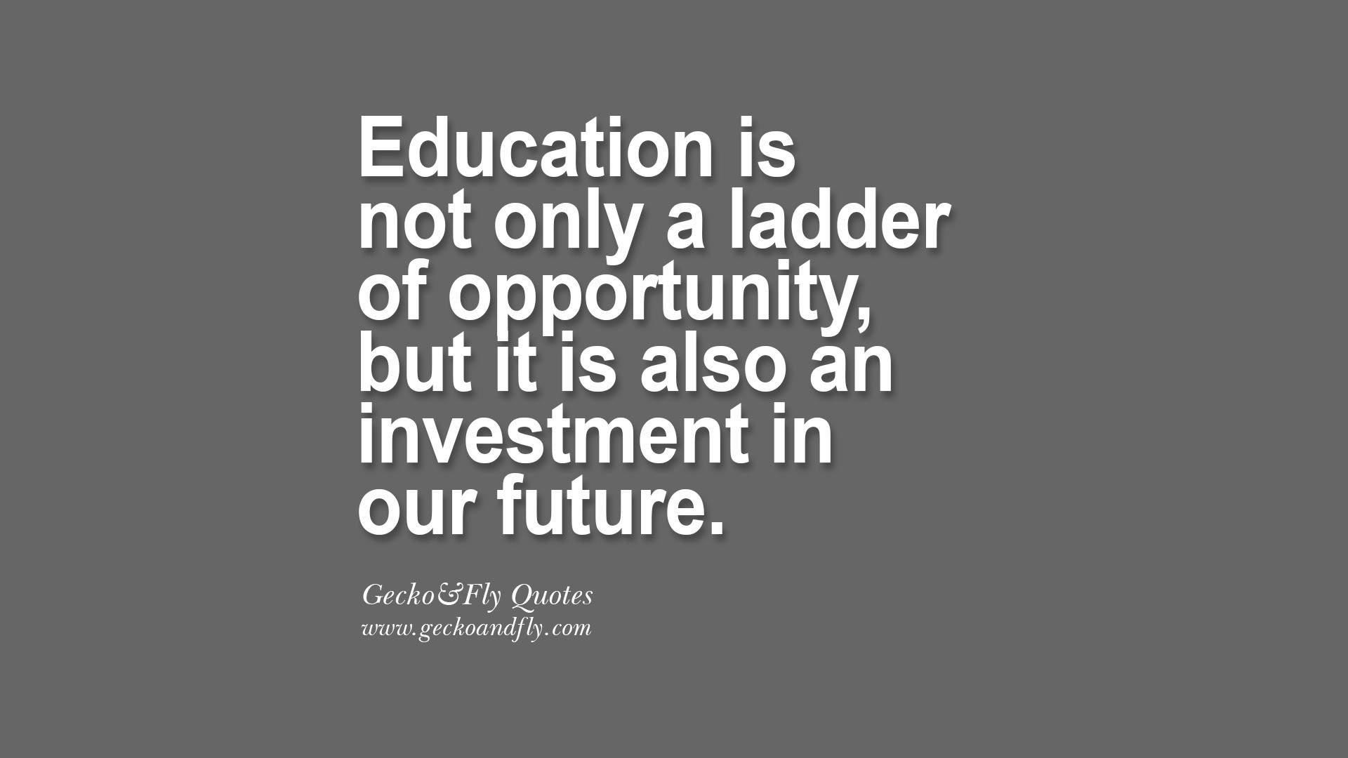 Quotes About Education Importance  Importance Early Education Quotes QuotesGram