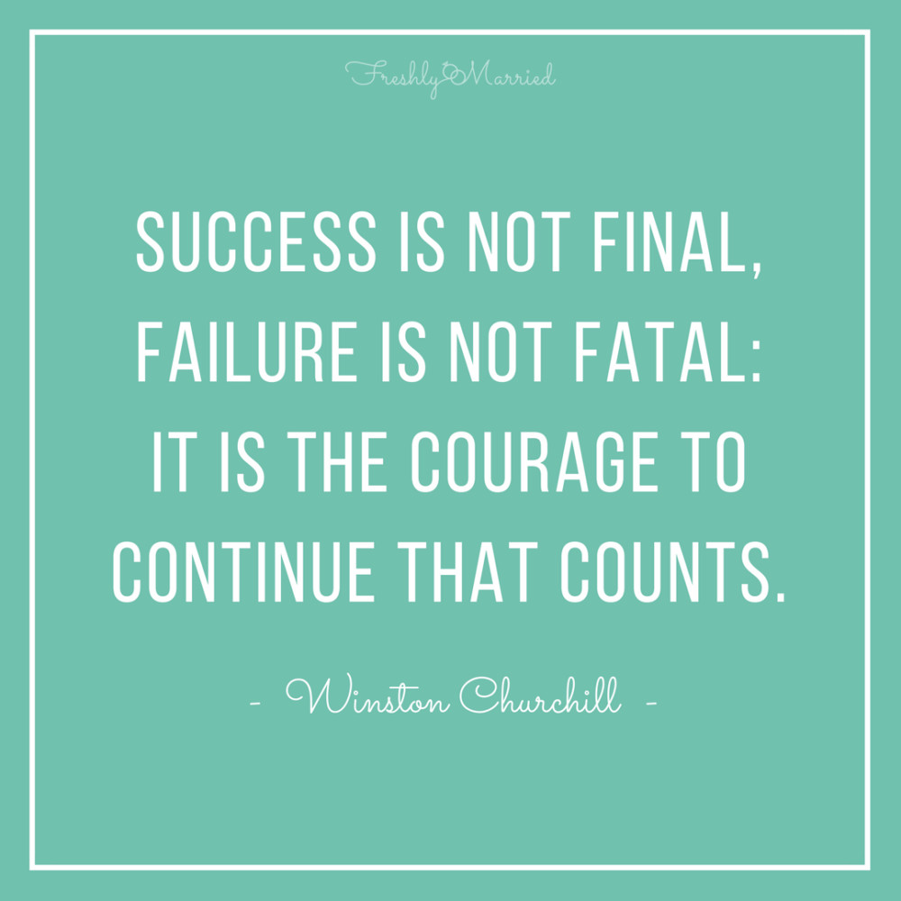 Quotes About Failing Marriages  Important Thoughts on Success and Failure in Marriage