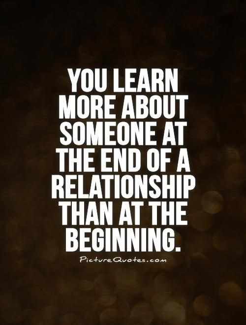 Quotes About Relationships Ending  Best 25 Bad relationship quotes ideas on Pinterest