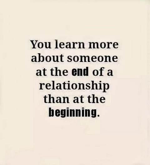 Quotes About Relationships Ending  Time To End Relationship Quotes QuotesGram