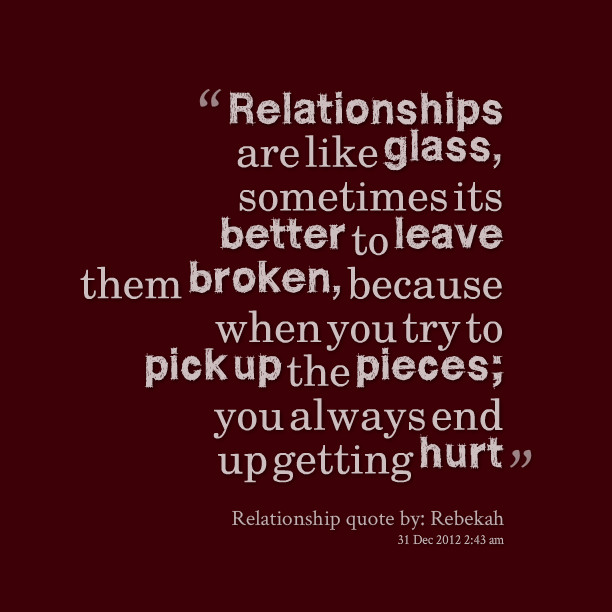 Quotes About Relationships Ending  Ending Relationship Quotes QuotesGram