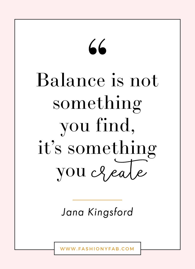 Quotes About Work Life Balance  How to Create Balance in Your Life