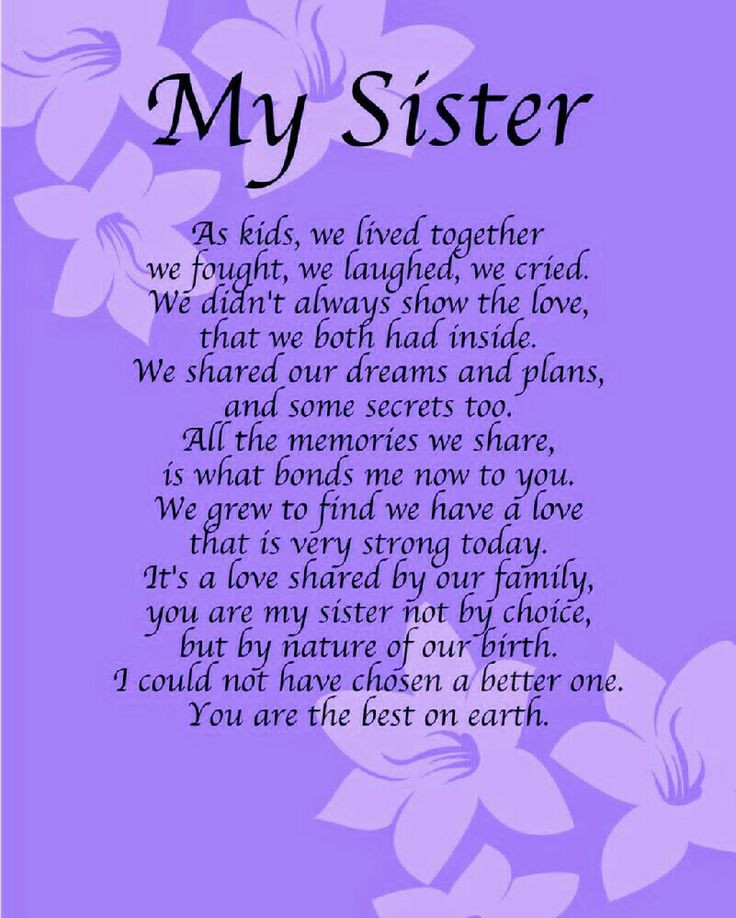 Quotes For A Sister Birthday  25 best Sister birthday quotes on Pinterest