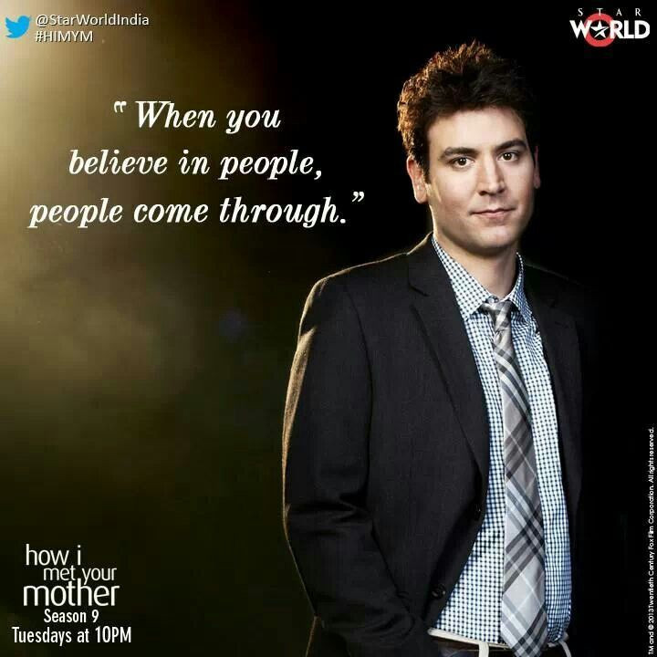 Quotes From How I Met Your Mother  How I Met Your Mother Quotes QuotesGram