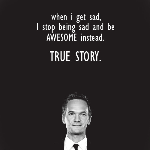 Quotes From How I Met Your Mother  Charlotte s Attic favorite quotes time