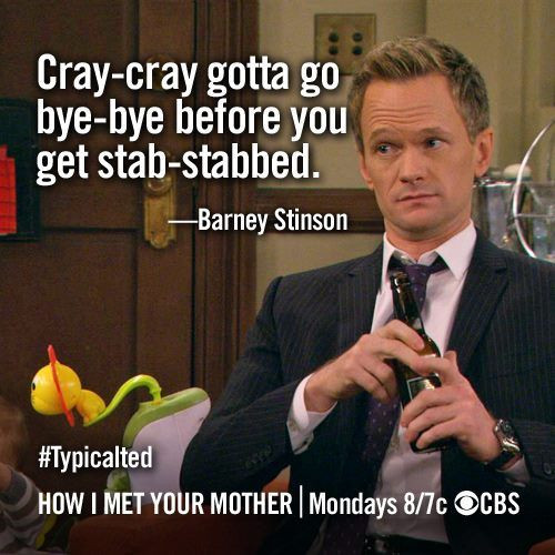 Quotes From How I Met Your Mother  how i met your mother funny quotes