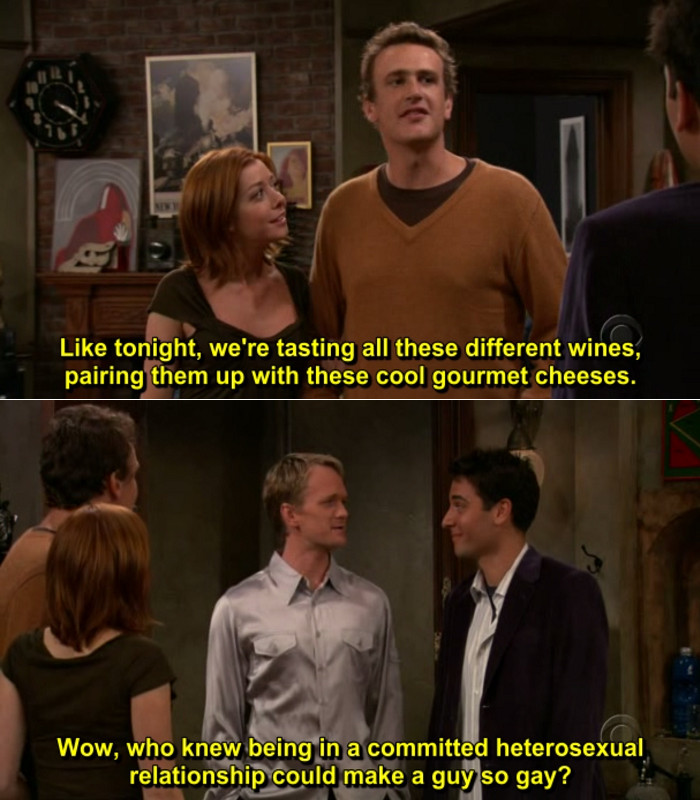 Quotes From How I Met Your Mother  Marshall Himym Funny Quotes QuotesGram