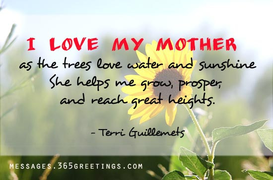 Quotes From Mother To Daughter  Mother Daughter Quotes 365greetings