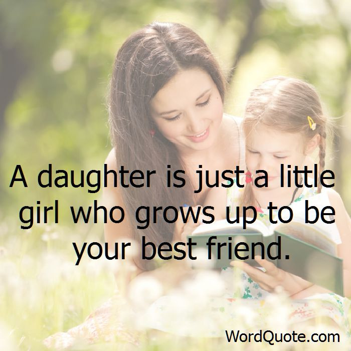 Quotes From Mother To Daughter  50 Mother and daughter quotes and sayings