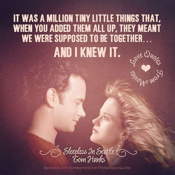 Quotes From Romantic Movies  25 best Romantic movie quotes on Pinterest
