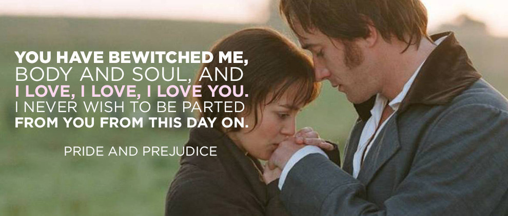 Quotes From Romantic Movies  Quite cute romantic qoutes
