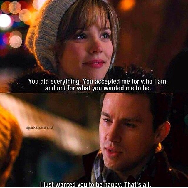 Quotes From Romantic Movies  Best 25 The vow ideas on Pinterest