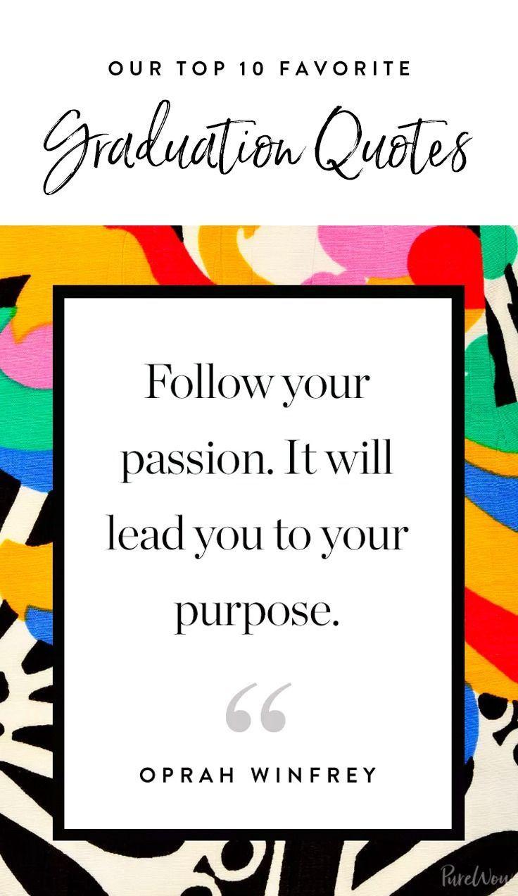Quotes Graduation  25 best Graduation quotes on Pinterest