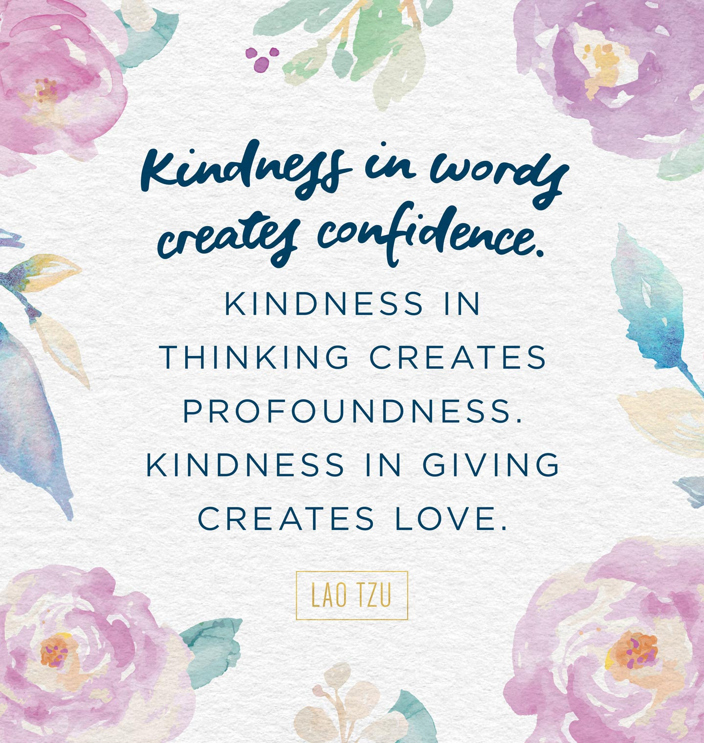 Quotes Kindness  30 Inspiring Kindness Quotes That Will Enlighten You FTD