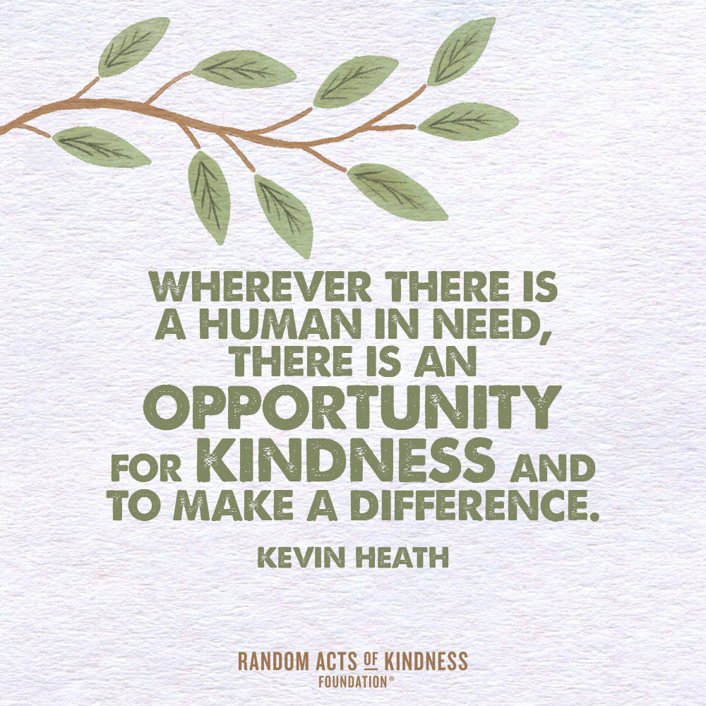 Quotes Kindness  Random Acts of Kindness