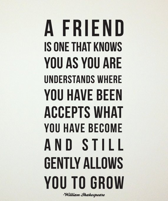Quotes On Good Friendship  Quotes About Friends Helping Friends QuotesGram