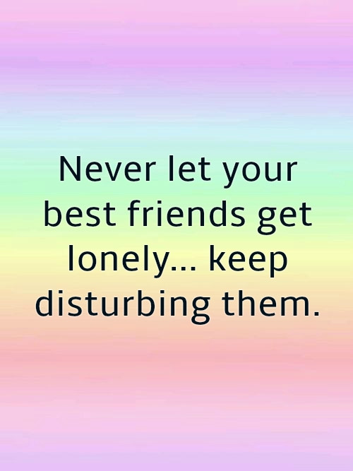 Quotes On Good Friendship  Funny Friendship Quotes 2018