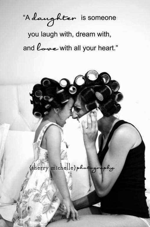 Quotes On Mothers And Daughters  Inspirational Mother Daughter Quotes QuotesGram