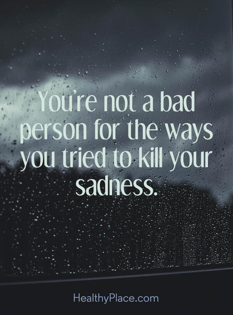 Quotes Sad  Depression Quotes and Sayings About Depression