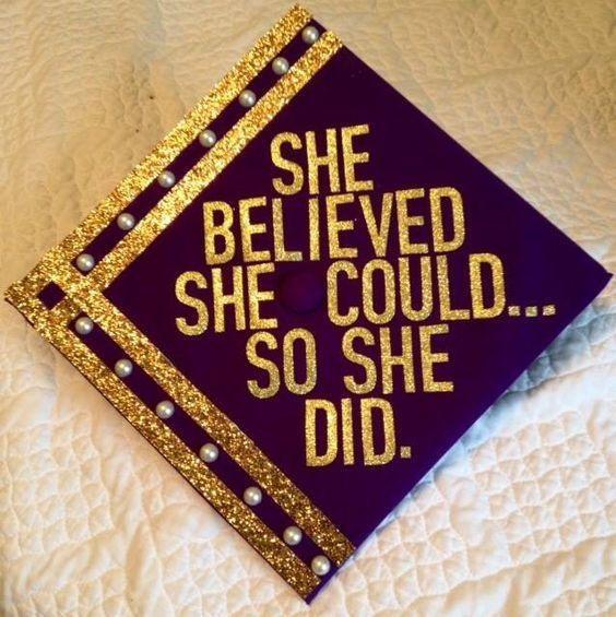 Quotes To Put On Graduation Cap  418 best Graduation Cap Decorations images on Pinterest
