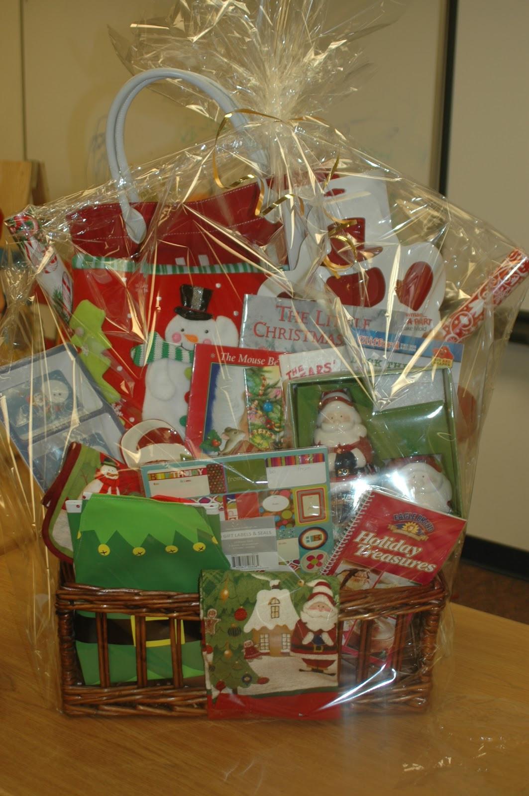 Raffle Gift Basket Ideas  Harmon Raffle Baskets