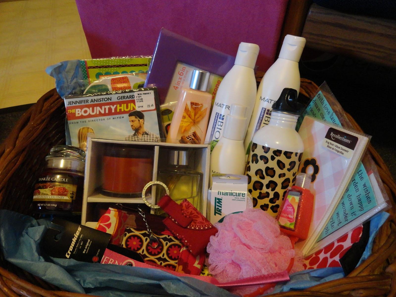 Raffle Gift Basket Ideas  Grow and Enjoy Fundraising Raffle Baskets