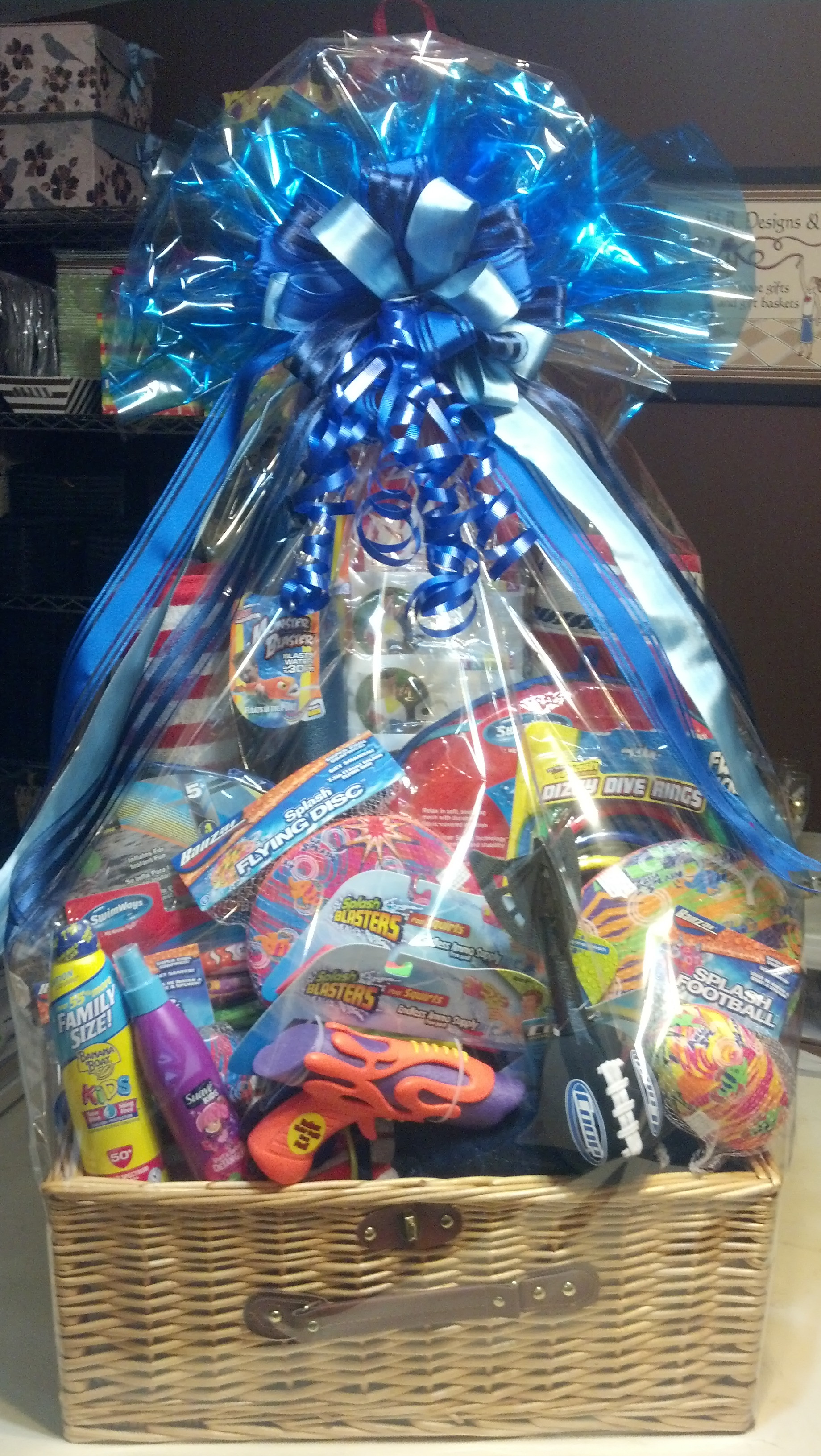 Raffle Gift Basket Ideas  Special Event and Silent Auction Gift Basket Ideas by M R