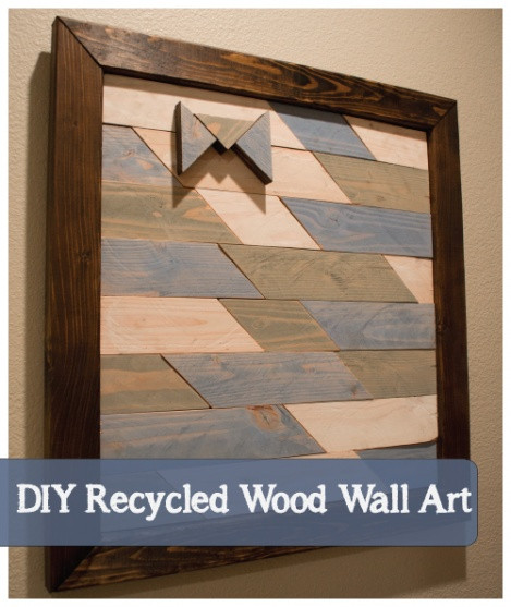 Reclaimed Wood Wall Art DIY  10 images about wood wall art on Pinterest