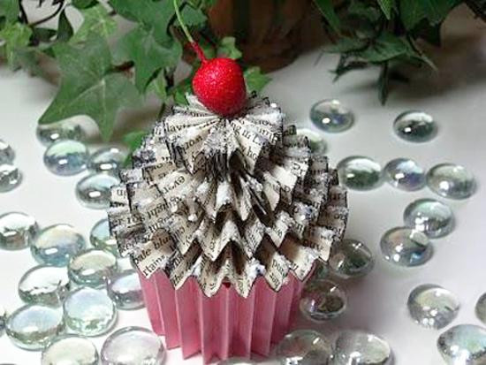 Recycled Craft Ideas For Adults  Recycling Old Paper for Home Decor 30 Creative Craft