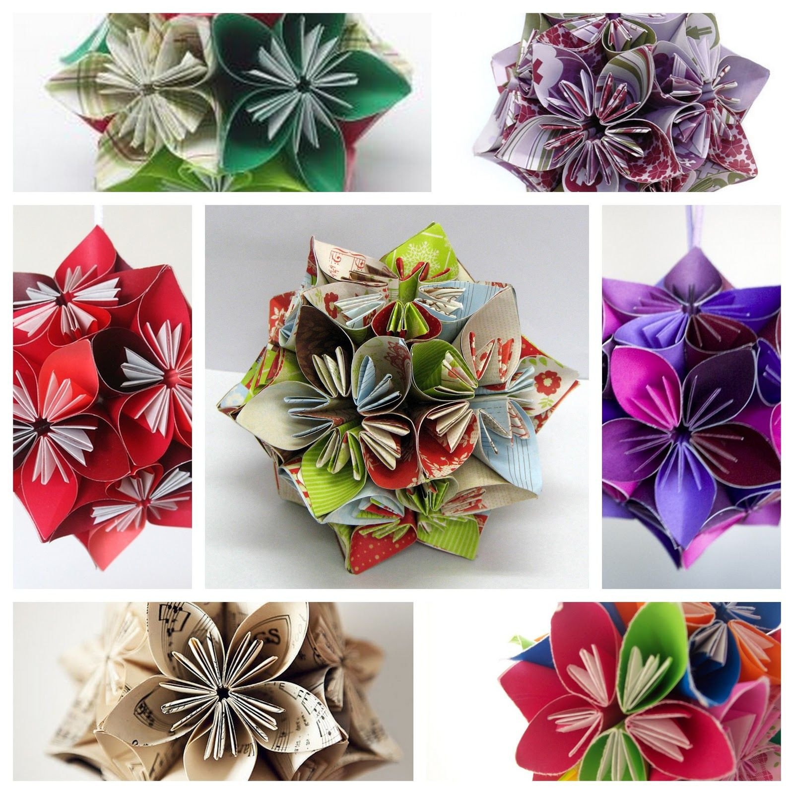 Recycled Craft Ideas For Adults  Christmas Paper Crafts For Adults