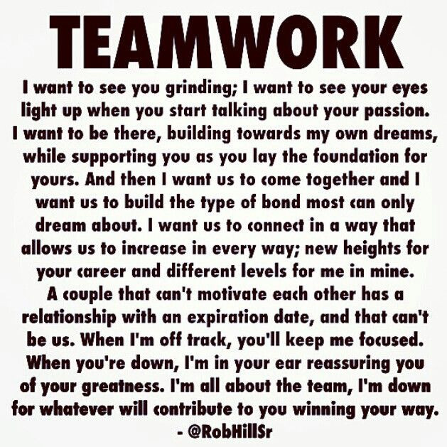 Relationship Team Quotes  Pin by Lisa Sanchez on Teamwork