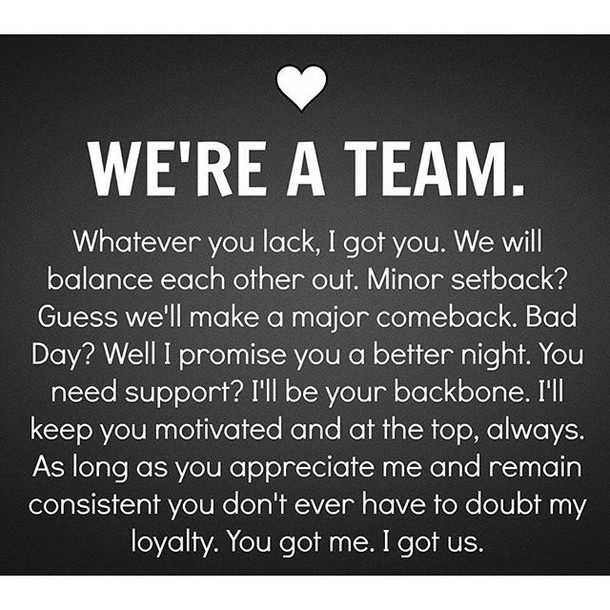 Relationship Team Quotes  10 Relationship Quotes And