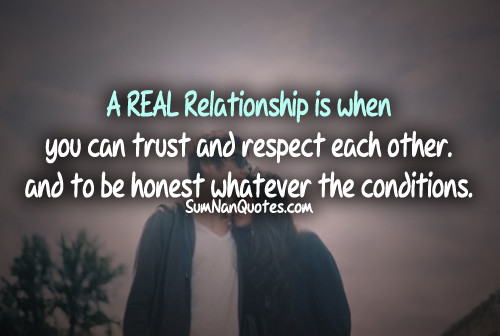 Respect Relationship Quotes  RESPECT RELATIONSHIP QUOTES TUMBLR image quotes at
