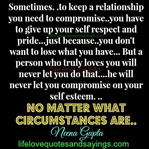 Respect Relationship Quotes  Self Respect Quotes About Relationships QuotesGram