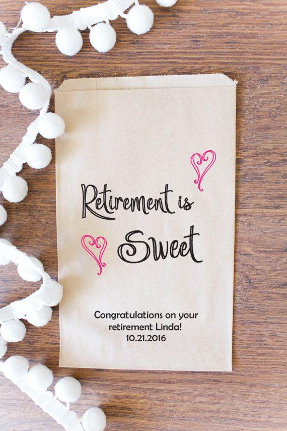 Retirement Party Favor Ideas  49 best Retirement Party Favors and Ideas images on