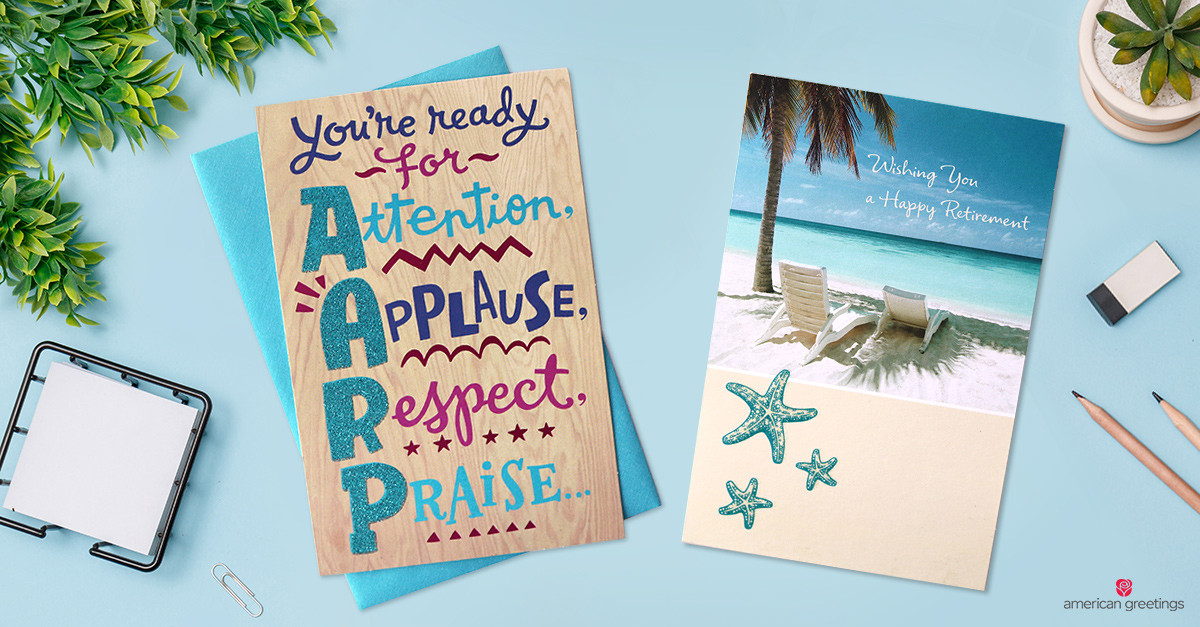 Retirement Party Ideas For Boss  Retirement Thank You Messages American Greetings
