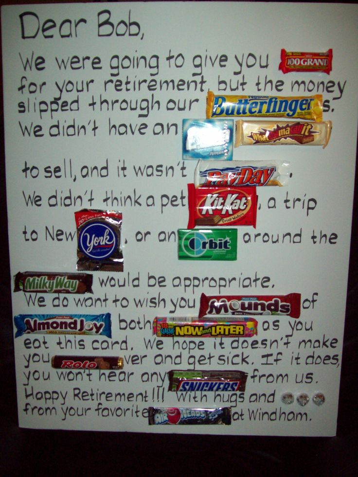 Retirement Party Ideas For Boss  25 best ideas about Farewell t for boss on Pinterest