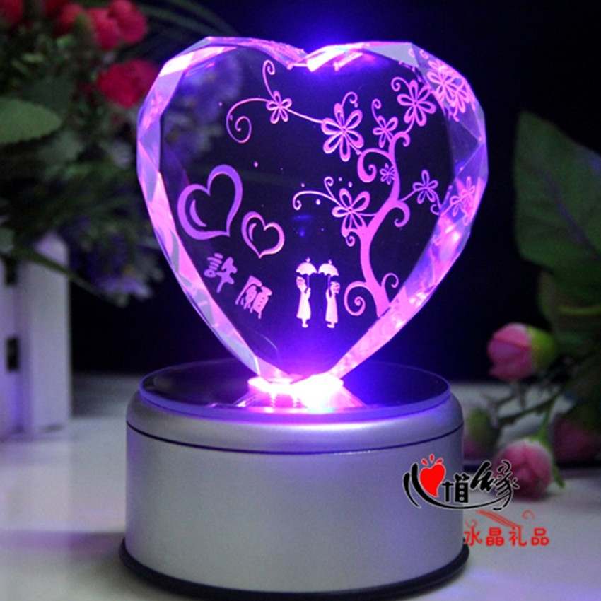Romantic Gift Ideas Girlfriend  Tanabata send his girlfriend a romantic birthday t