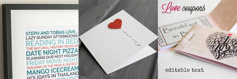 Romantic Homemade Gift Ideas For Boyfriend  Best Homemade Boyfriend Gift Ideas Romantic Cute and