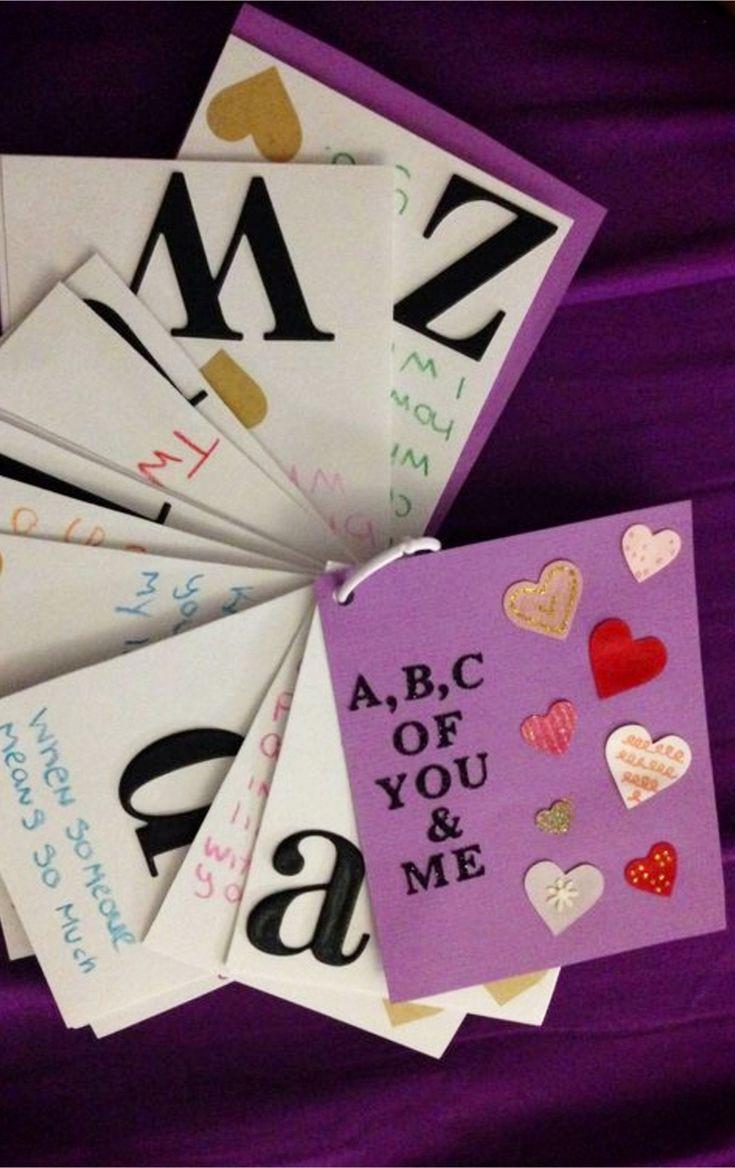 Romantic Homemade Gift Ideas For Boyfriend  Best 25 Homemade boyfriend ts ideas on Pinterest