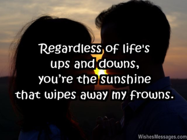 Romantic Morning Quotes  Romantic good morning quote for him and her