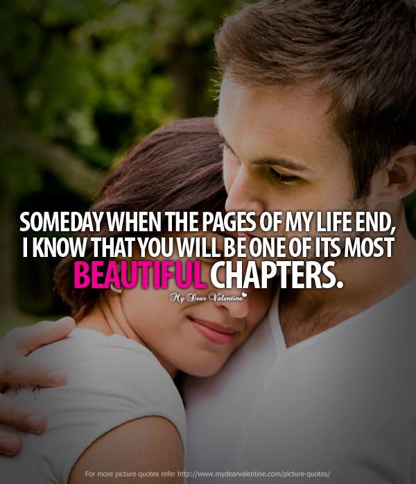 Romantic Pictures Quotes  Most Romantic Quotes QuotesGram