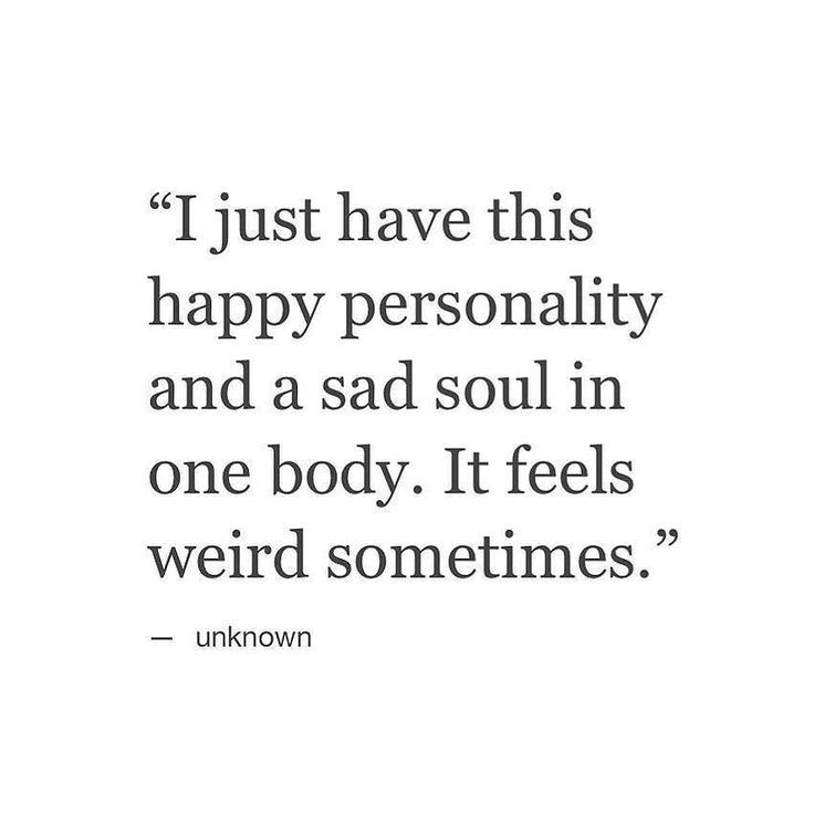 Sad And Happy Quote  64 Sad Quotes & Sayings That Make You Cry With