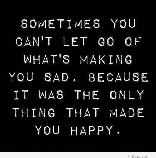Sad And Happy Quote  Awesome Sad Quotes QuotesGram