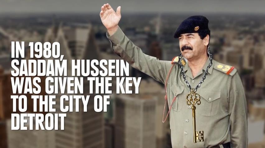 Saddam Hussein Quotes  Saddam Hussein Funny Quotes QuotesGram