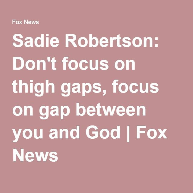 Sadie Robertson Quotes  Best 25 Sa robertson ideas on Pinterest